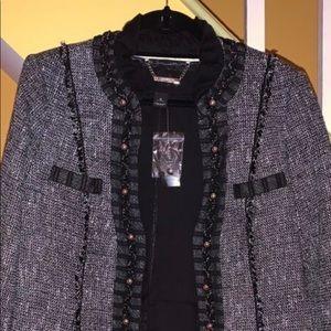 White House Black Market Blazer Size 10 NEW